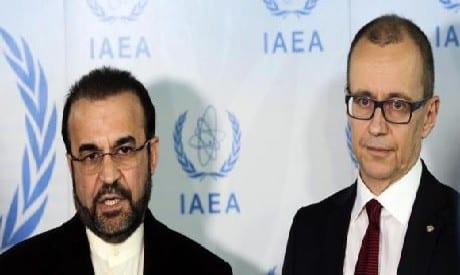 """إيران تشيد بالمحادثات """"بناءة"""" مع الوكالة الذرية - الصفحة العربية"""
