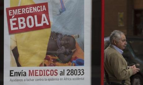 صورة ايبولا يتسبب في حالة دعر في المجتمع الالماني