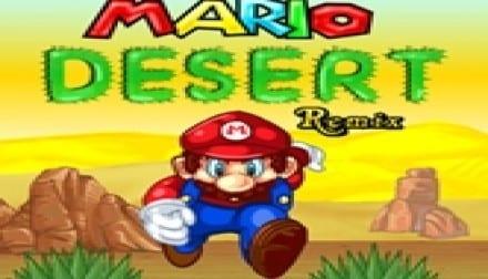 لعبة ماريو في الصحراء من العاب فلاش : موقع برق : games flash
