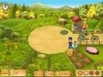صورة بنات باربي العاب فلاش رائعة لعبة مزرعة العائلة