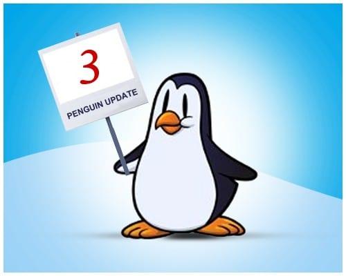صورة [googel Penguin 3.0] الجيل السادس من تحديث البطريق 3.0