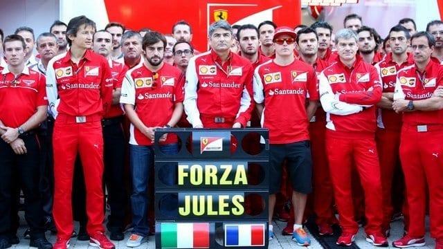 Photo of فورمولا: فيراري يكرم السائق بيانكي