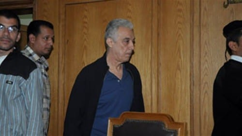 صورة تأجيل محاكمة وزير البترول الاسبق سامح فهمى فى قضية تصدير الغاز لإسرائيل