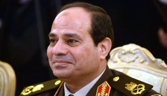 السيسي يتوعد بالإفراج عن بعض الشباب من اخبار مصر 23-2-2015