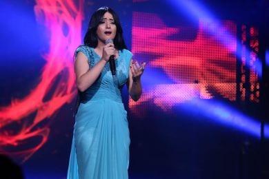 صورة اغنية منال موسى ناويلك على نية 7-11-2014 arabidol