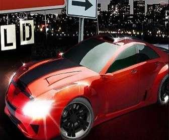 العاب فلاش - العاب سيارات 2015 , ترتيب السيارات ترفية وتسلية