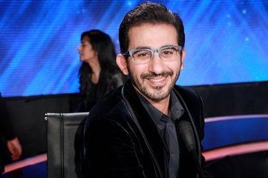 اخبار الفنانين, اخبار مصر 14-11-2014 الفنان احمد حلمي في العناية المركزة