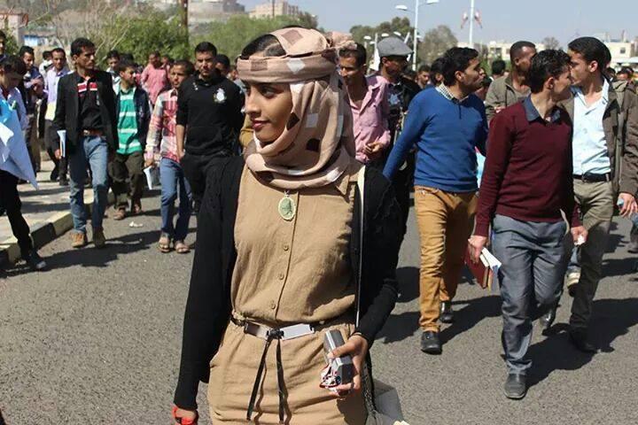 Photo of قصة الطالبة هبه الذبحاني طالبة جامعة صنعاء وتهديد الحوثيين لها