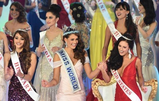صور ملكة جمال العالم 2015 رولن ستراوس