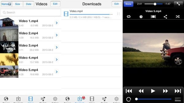 صورة فيس بوك طريقة تحميل مقاطع الفيديو من الفيس بوك على الأيفون
