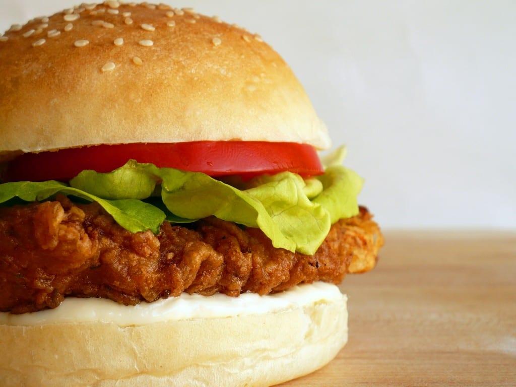 Photo of ساندويتش الدجاج المشوي من ماكدونلدز