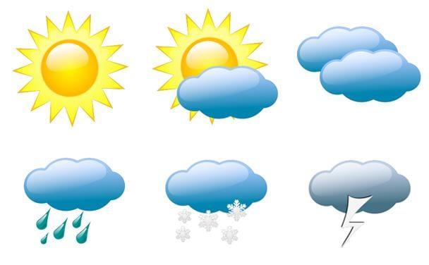 صورة الأرصاد الجوية اليوم : حالة الطقس في السعودية أمطار على العديد من المناطق في المملكة