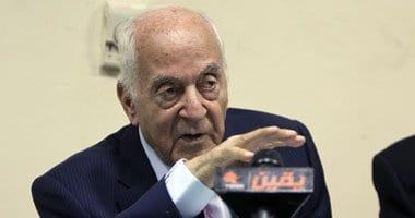 إعلان وفاة الدكتور عبدالعزيز حجازي