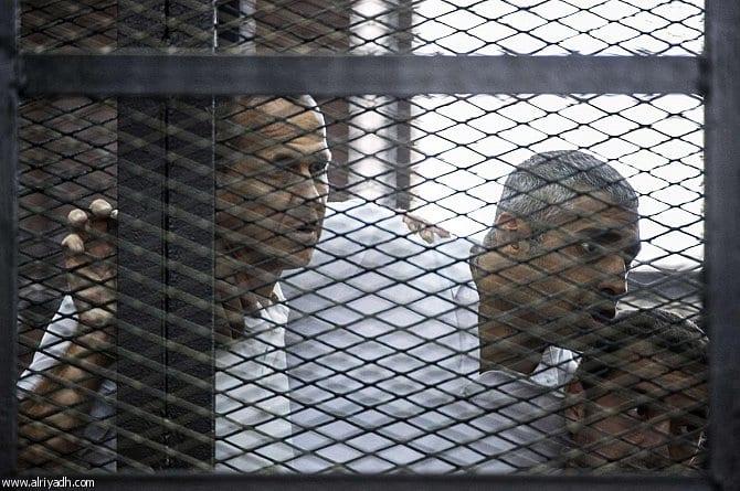 Photo of اعادة محاكمة صحفيين الجزيرة