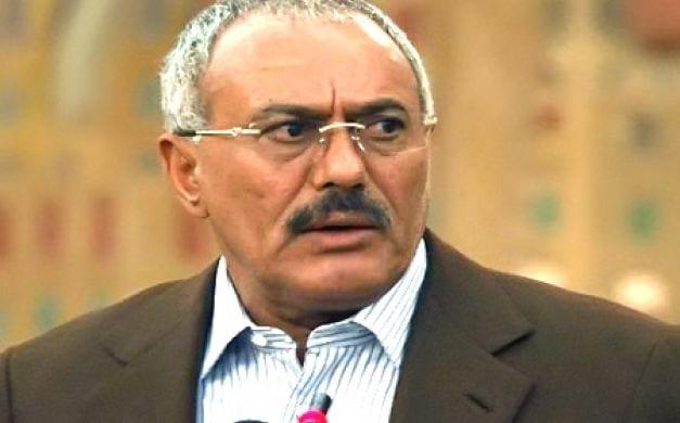 صورة اغتيال القيادي في حزب على عبد الله صالح
