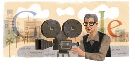 Photo of [google ] تحتفل بميلاد المخرج السينمائي يوسف شاهين 25-1-2015