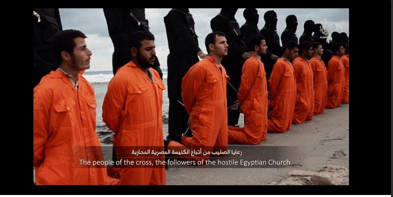 صورة نشر أسماء الضحايا في ليبيا الي تم ذبحهم قتلهم من قبل داعش صور فيديو