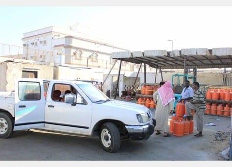 صورة أخبار أزمة الغاز في السعودية جدة ومطاعم تغلق ابوابها بسبب أسعار اسطوانات الغاز المرتفعة