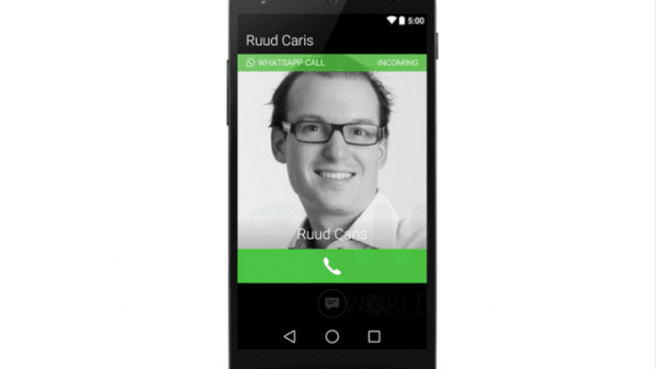 Photo of الإتصال الصوتي في تطبيق الواتس اب #تطبيق_واتساب