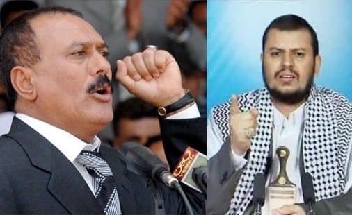 Photo of إتفاق بين الرئيس السابق علي عبدالله صالح والحوثيين من أخبار اليمن 20-2-2015