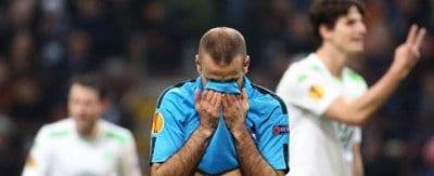 صورة فولفسبورج يصعد علي حساب الأنتر في الدوري الاوروبي