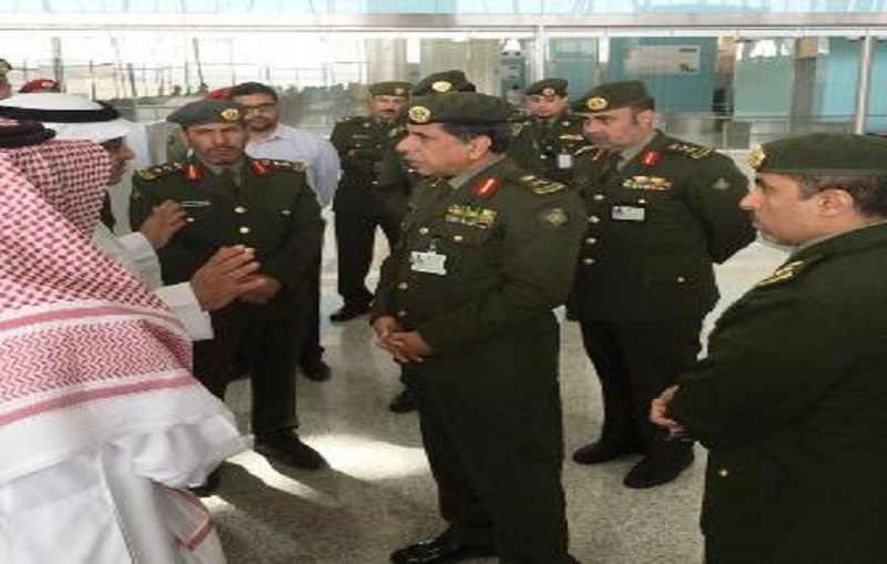 صورة قال مدير عام الجوازات بأن الترحيل فوري للي مبلغ عنهم او منتهية الإقامة اخبار السعودية