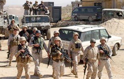 من اخبار مصر مقتل 28 مسلحًا وضبط 16 مشتبهًا بسيناء  29-2-2015