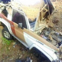 Photo of وفاة مواطنة سعودية ورضيعها علي طريق المدينة