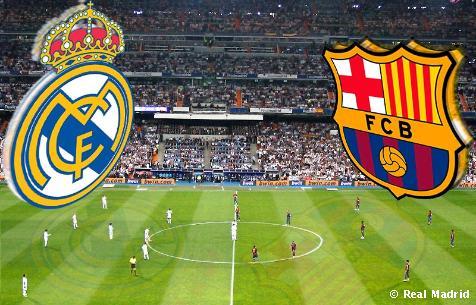 صورة الهدف الثاني في مباراة ريال مدريد وبرشلونة في الشوط الثاني كانت تسلل يلا شوت