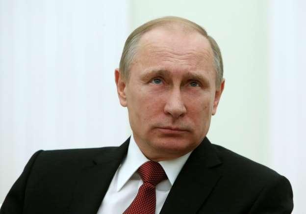 صورة بوتين ينفي ولادة طفل له