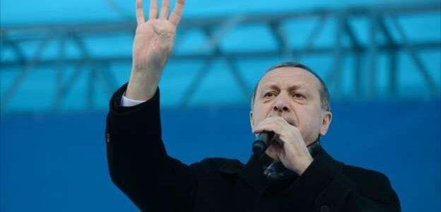 أردوغان يحذر المسلمين
