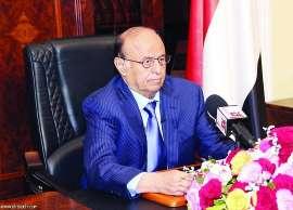 Photo of الرئيس اليمني خارج البلاد