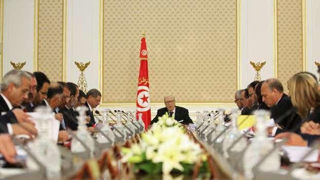 صورة تونس تنشد الحرب علي الأرهاب