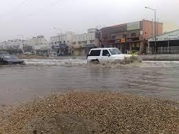 Photo of الرياض تغرق بسبب الأمطار