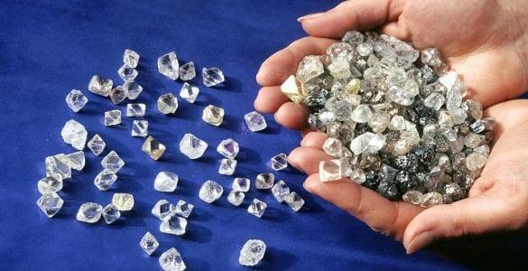 أنخفاض أسعار الماس في السنوات المقبلة