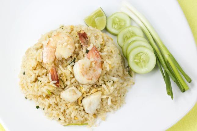 ارز بالجمبري