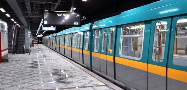 وفاة مئات الاشخاص الان بسبب تصادم قطارين بمترو العباسية آ اخبار الحوادث