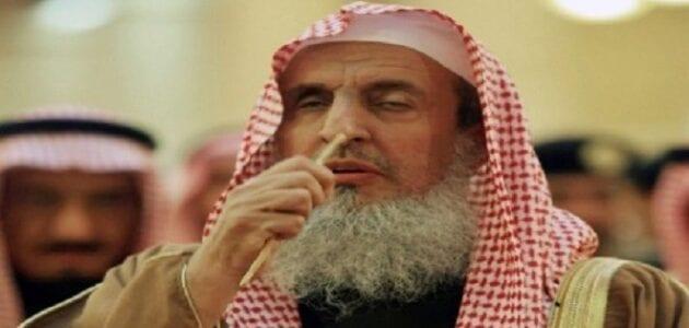 الشيخ عبدالرحمن ال الشيخ ينفي فتوى أكل الرجل لحم زوجته للضروره او شدة الجوع!!!
