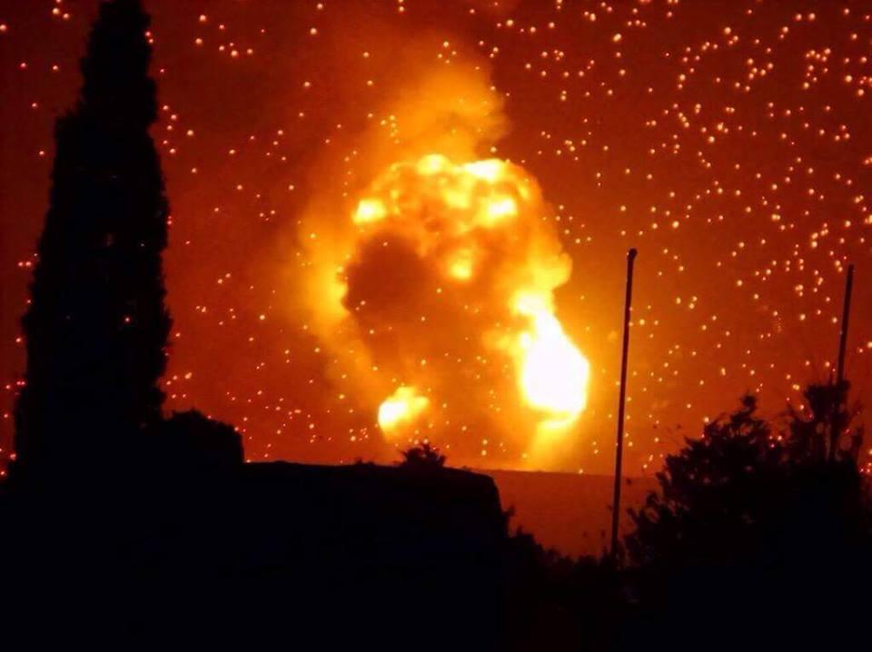 Photo of غارات على العاصمة صنعاء اليوم من أخبار اليمن 25-2-2016 صحافة نت