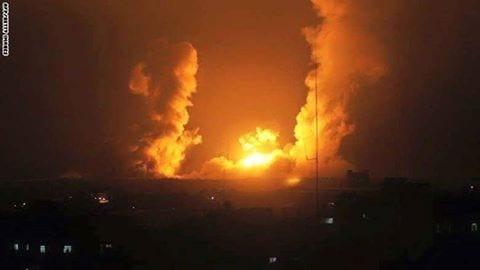اخبار الحرب على صعدة 8-5-2015 اخبار اليمن اخر اخبار اليمن صور قصف طيران التحالف على صعدة