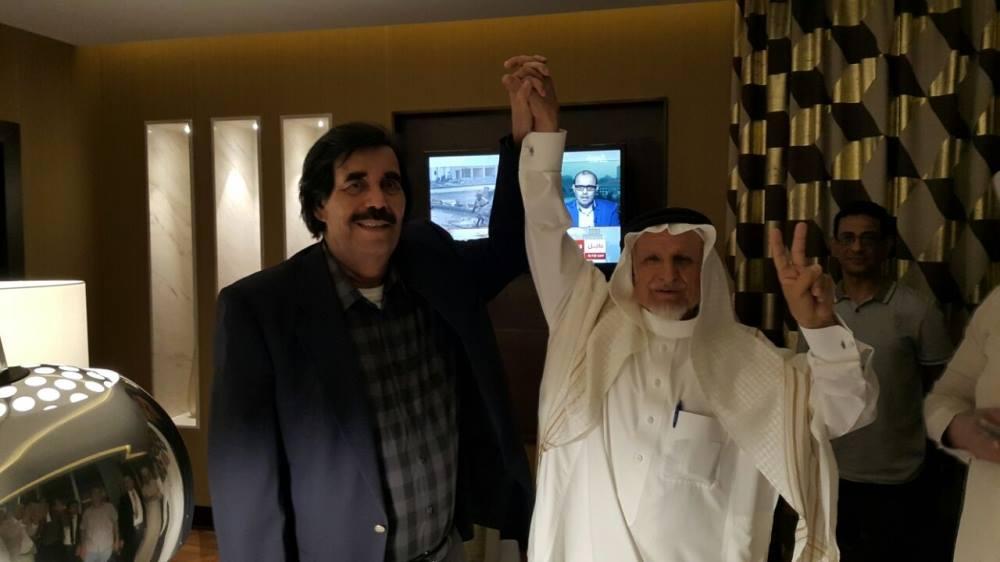 11181553_صور أول ظهور للرئيس الجنوبي السابق صور علي سالم البيض في السعودية من اخر اخبار اليمن_569413108_o