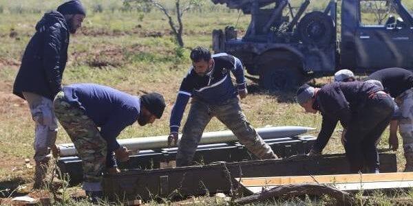 60 جثة على الأقل لعناصر من قوات النظام قتلوا خلال السيطرة على مدينة جسر الشغور اليوم