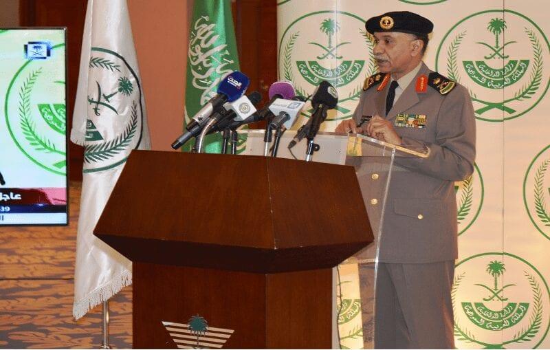 استشهاد اثنين من رجال حرس الحدود السعودي في تبادل اطلاق النار بين مسلحين اخبار السعودية 4-4-2015