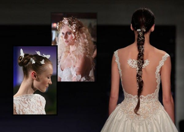 صورة تسريحات شعر 2020 للعرائس للبنات مناسبة