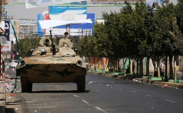 التخاوف من حرب محتملة وعاصفة تعصف باليمنيين والعاصمة صنعاء صحافة نت اخبار اليمن 27-4-2015