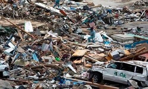 يوم القيامة : الهند تعانى من زلزال قوى قام بتدميرها وقتل المئات
