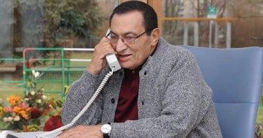مبارك وتصريحاته فى عيد تحرير سيناء