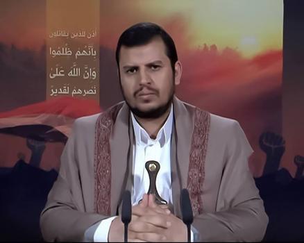 قناة المسيرة تبث كلمة عبدالملك الحوثي اليوم 10-7-2015 الجمعة من اخبار اليمن صحافة نت