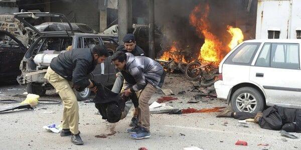 6 قتلى في هجوم على زعيم قبلي موالٍ لحكومة باكستان
