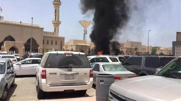 تفجير-مسجد-الدمامحسين